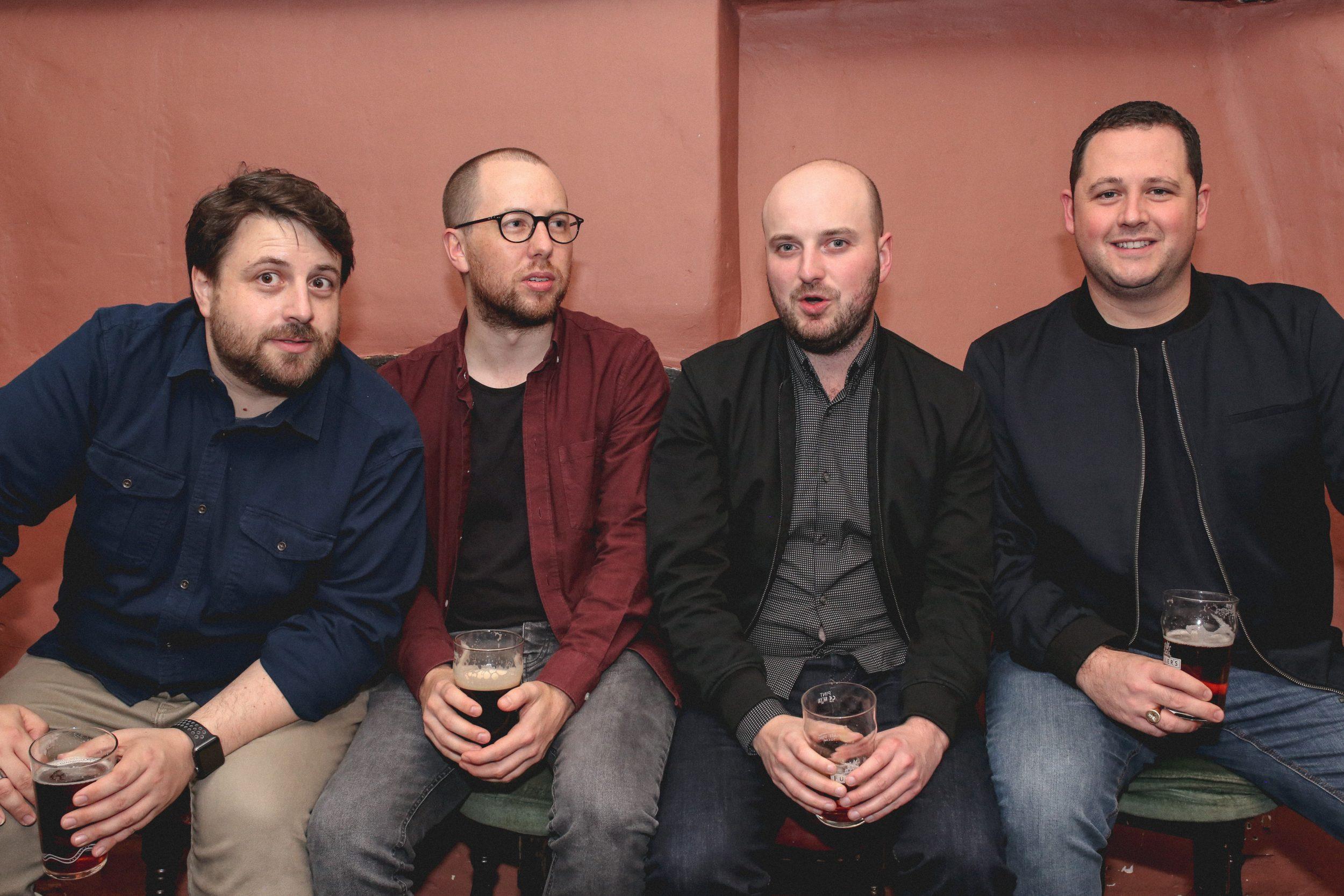 TGF Interview and Acoustic Peformance On Radio Verulam