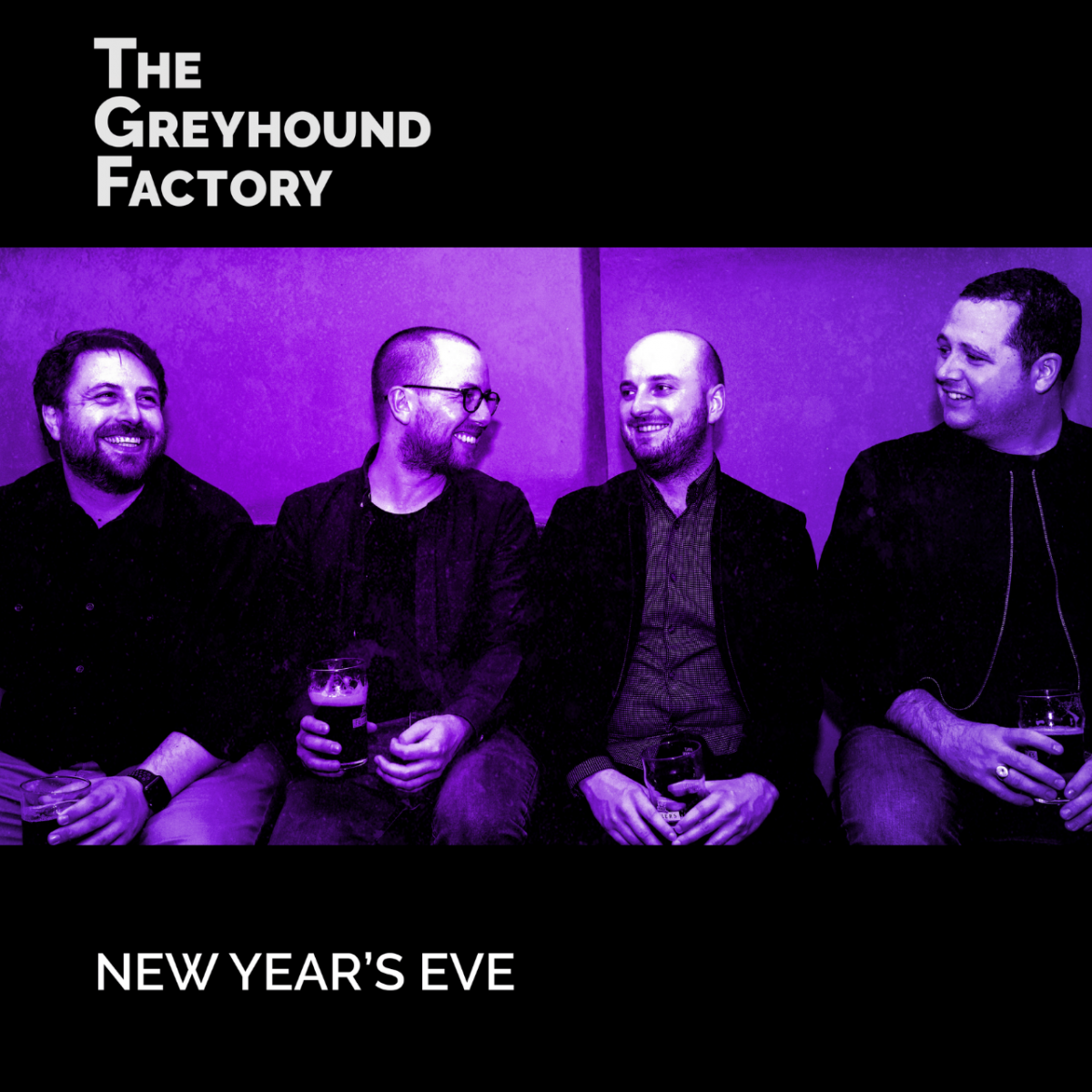 """TGF New Single """"New Year's Eve"""" out 10th December 2018"""