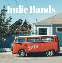 TGF Featured in Top Indie Bands of 2018